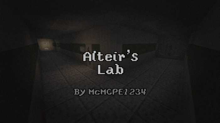 Map Alteir's Lab 1.7
