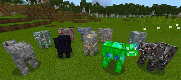 Addon More Cows 1.8