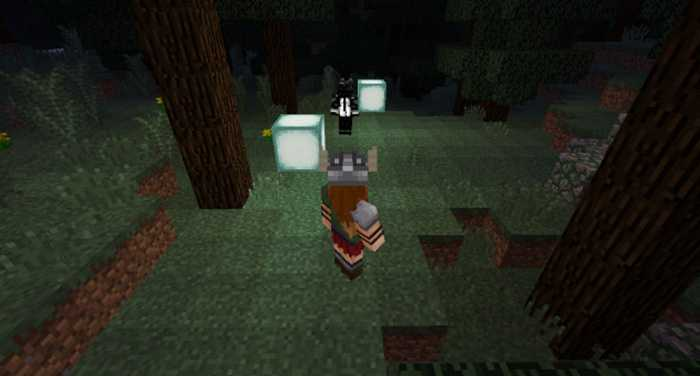 Download addon Sea Lantern Follower for Minecraft Bedrock Edition 1.9 for Android