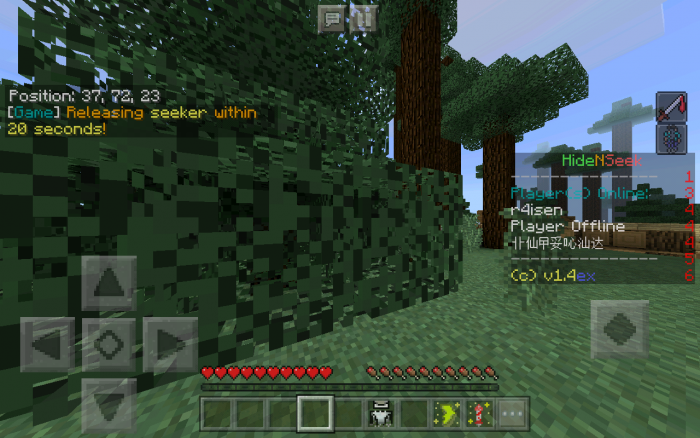 Download map Hide&Seek Bedrock Beta for Minecraft Bedrock ...