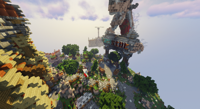 Map SkySide Realm 1.13