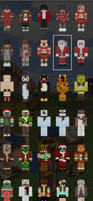 Skin Casual 2.6 (Time for Xmas!) 1.13