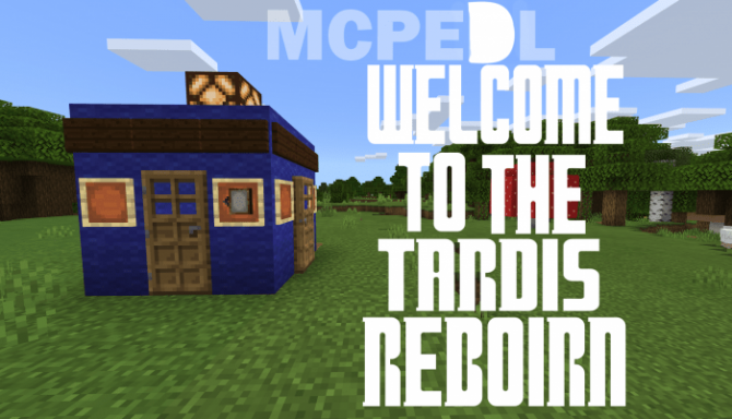 Map Welcome To The Tardis REBORN 1.13