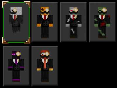 Skin Awesome Dude Spooky 1.13