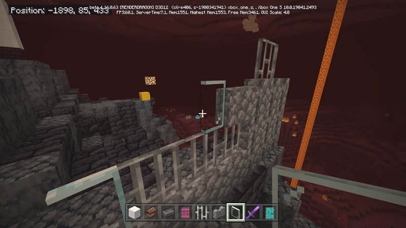 Download beta version of Minecraft Bedrock Edition 1.16.0.63 for Android (Nether Update)