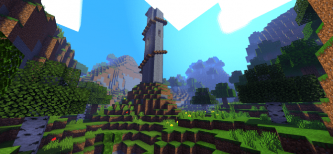 Texture Pack ESTN Shaders Official Release 1.13