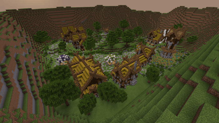Addon M Structures 1.13