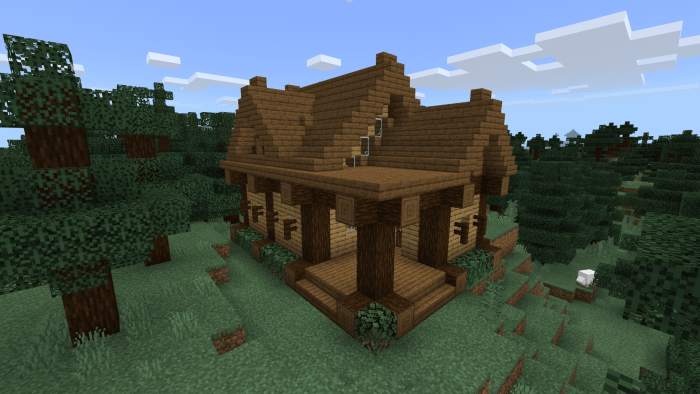 Addon More Simple Structures 1.16
