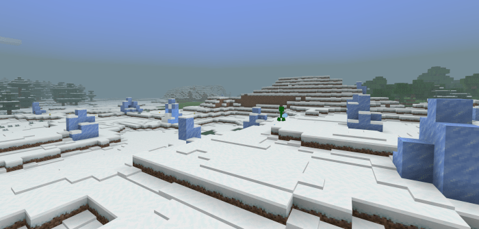 Addon The Frosted Expansion Pack 1.16.100
